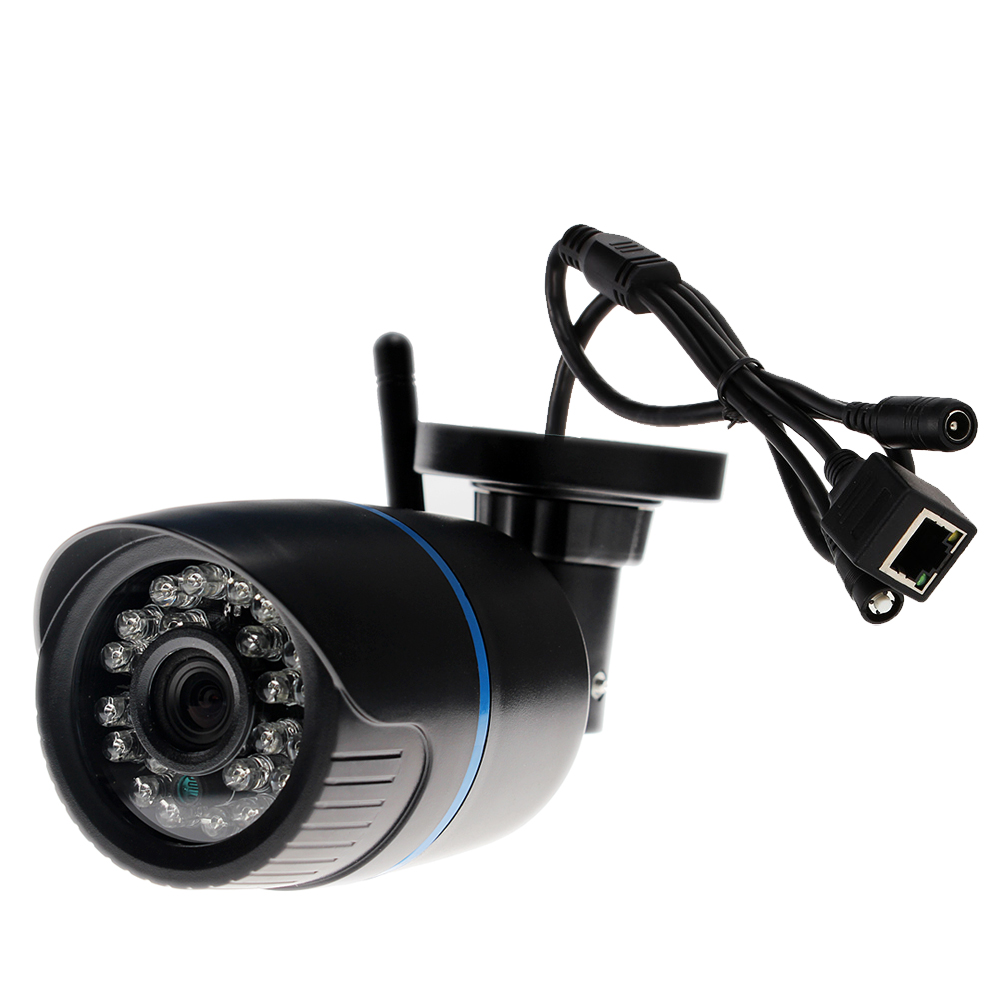 Plastic camera ip