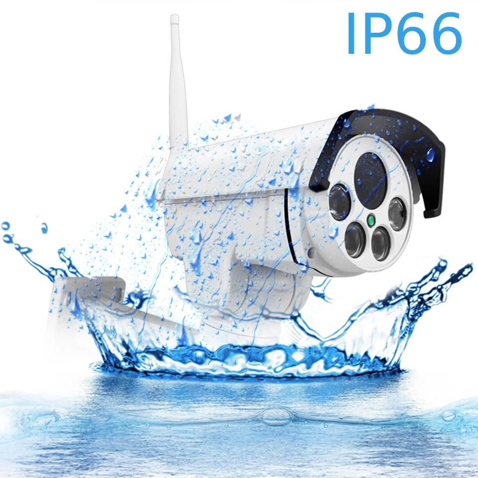Kamera ip wodoszczelna ip66